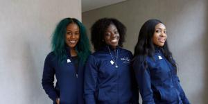 Nigeria's American bobsledders proudly represent heritage