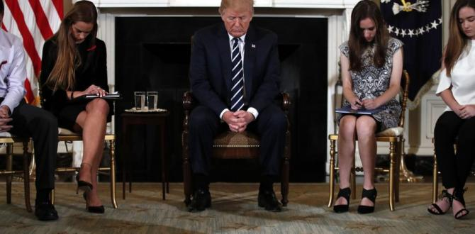 Trump expresses support for arming teachers in
