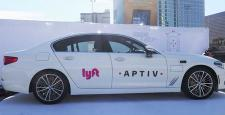 Autonomous tools will become increasingly common! Lyft and Aptiv are partners