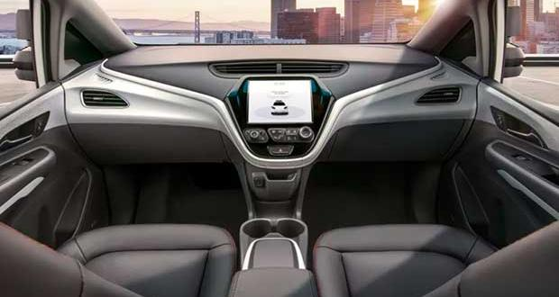 General Motors will sell autonomous vehicle without steering wheel and pedal in 2019