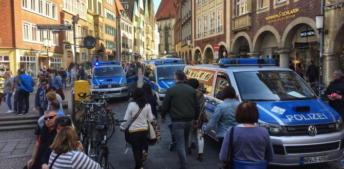 Germany seeks motive after van crashes into crowd