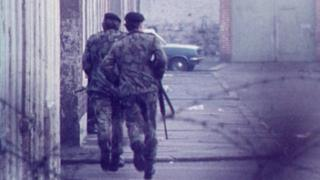 Soldiers 1970s