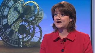 Leanne Wood said she was committed to