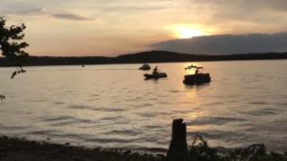 emergency crews respond after duck boat capsizes