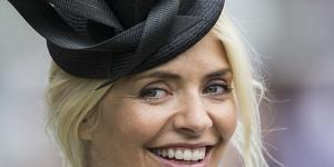 this is what Holly Willoughby may put on to the royal wedding ceremony