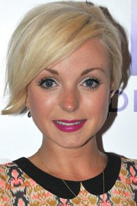 "<center>Actress Helen George shows off her wearable crop that has a long side-sweeping fringe which stops her cut looking too boyish."" /> 27/85 </p> <h2>Actress Helen George presentations off her wearable crop that has an extended side-sweeping fringe which stops her lower looking too boyish.</h2> </p> <p> <img width="