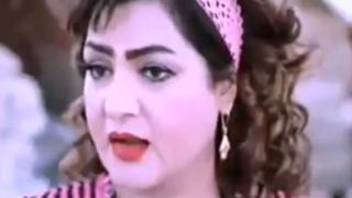 Laila Amer appears in the video for Bos Omak (Look At Your Mother)