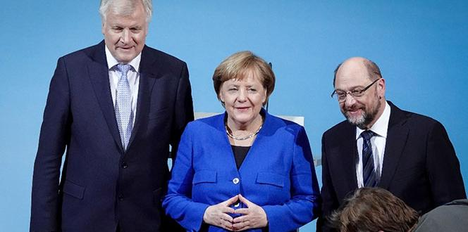 Coalition agreement provided in Germany