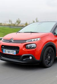 First test drive of the new Citroen C3 III