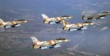 Israeli jets hit Syria again