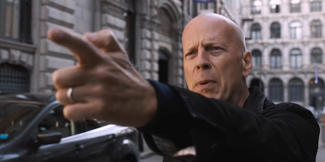 'Death Wish,' starring Bruce Willis, arrives in theaters amid debates over guns, alt-right