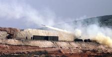 Israel bombed Hamas military positions