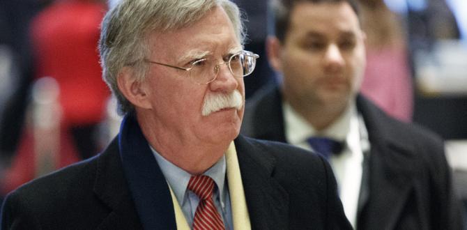 John Bolton as Donald Trump national security adviser 'a shame,' Iran says