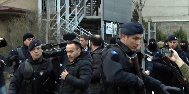 Kosovo Ya illegal Serbian official detained