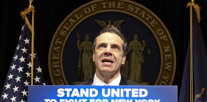 New York Gov. Cuomo signs bill to move primary election date