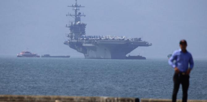 U.S. Navy carrier's visit to Vietnam puts China on notice