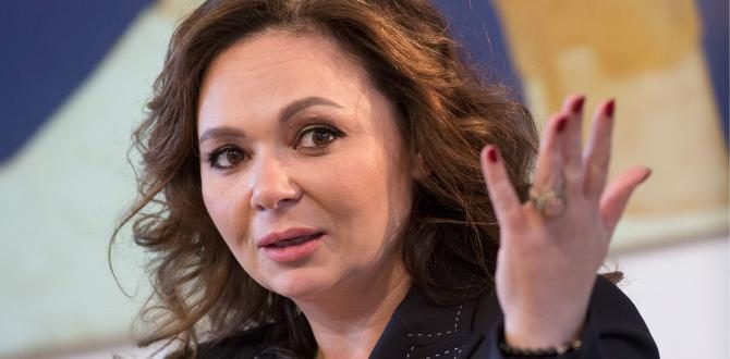 Natalia Veselnitskaya: Fusion GPS co-founder Glenn Simpson 'framed' in production of Steele dossier