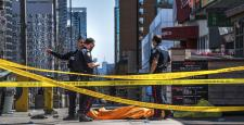 Van hits at least 10 people in Toronto, say Canada police