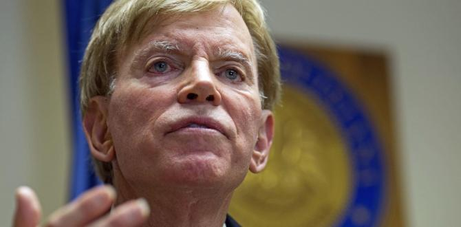 David Duke, ex-Klan leader, ordered to turn over records related to deadly Charlottesville rally