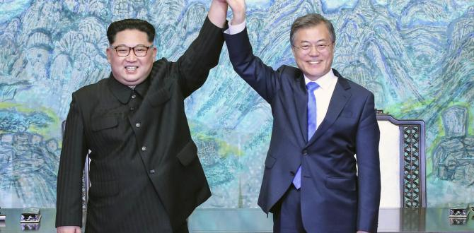 Donald Trump to host South Korea's Moon Jae-in ahead of summit with North Korea's Kim Jong-un