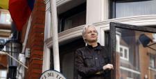 Ecuador pulls extra security from London embassy after spending millions shielding Julian Assange