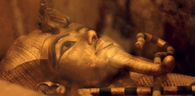 King Tut's tomb has no hidden rooms, Egypt says