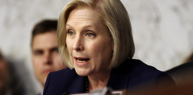 Kirsten Gillibrand: New abortion restriction should 'enrage' the public