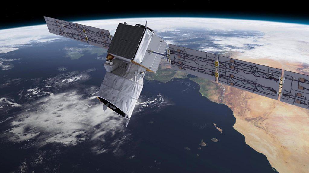 Aeolus: Wind satellite weathers technical storm