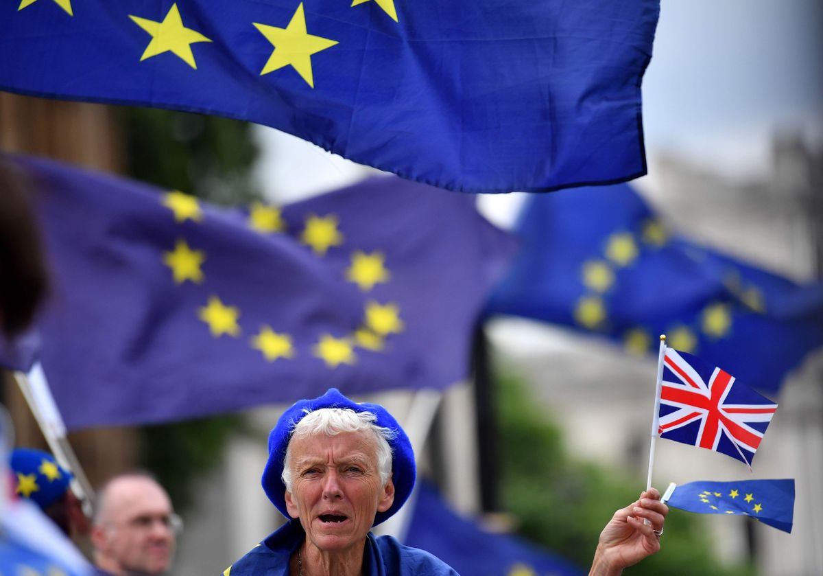 After winning Brexit compromise, U.K. 's professional-EUROPEAN rebels concern betrayal - The Globe and Mail