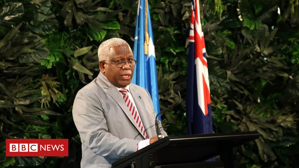 Australia cements Solomon Islands deal amid China affect debate
