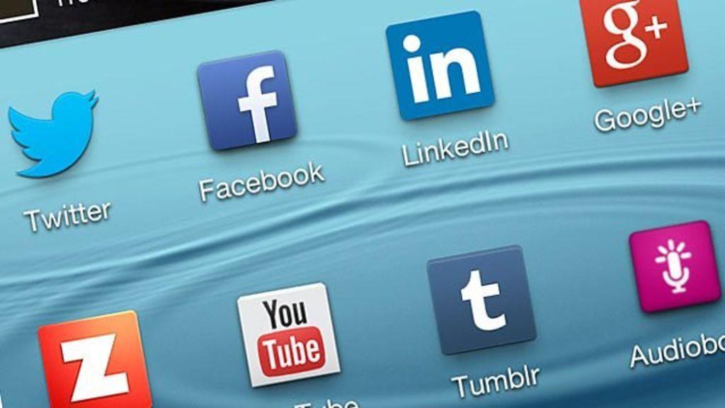 BBC Information on social media