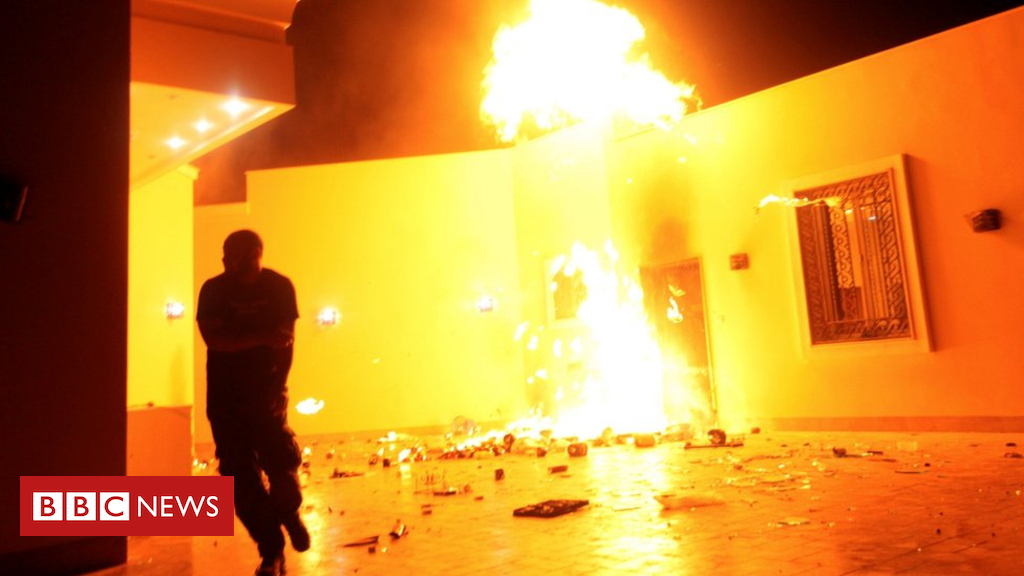 Benghazi attack: Libyan militant jailed for 22 years in US