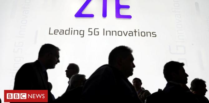 China's telco large ZTE sees shares collapse 39%