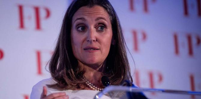 Chrystia Freeland calls nationwide safety reason for U.S. tariffs 'hurtful' – The Globe and Mail