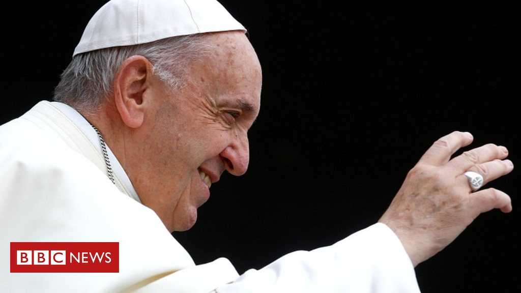 Climate modification: Pope urges action on blank energy
