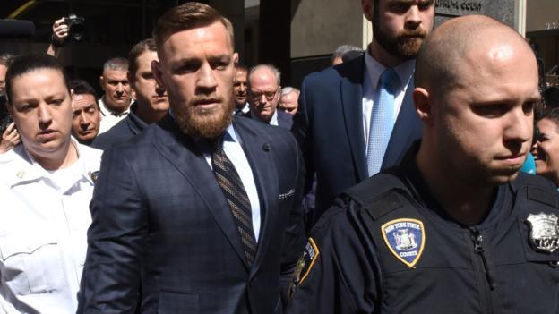 Conor McGregor: New court docket date set for 26 July