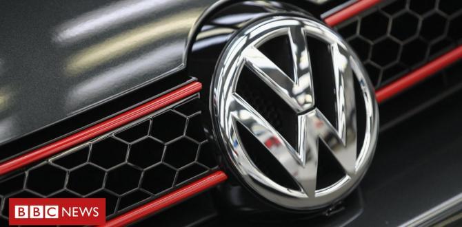 Diesel emissions scandal: VW fined €1bn by way of German prosecutors
