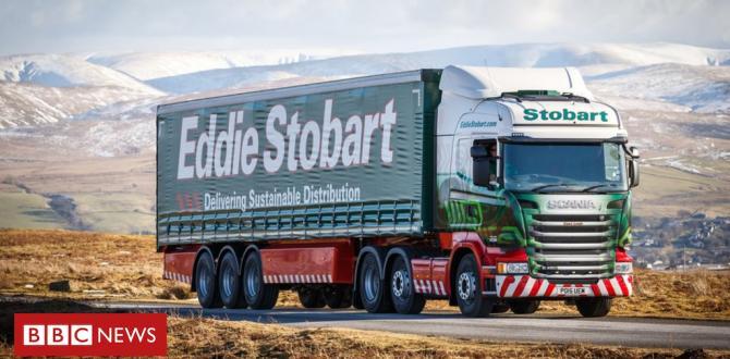 Eddie Stobart: Lorry firm objectives £550m stock market listing
