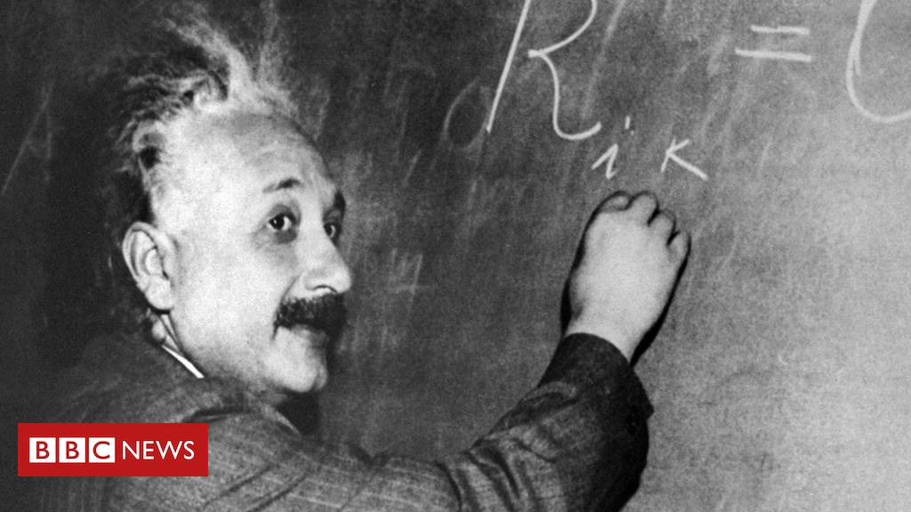 Einstein's shuttle diaries display physicist's racism