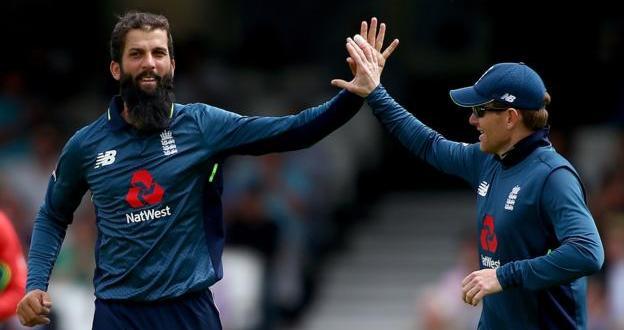 England v Australia: Moeen Ali & Eoin Morgan provoke as hosts facet win
