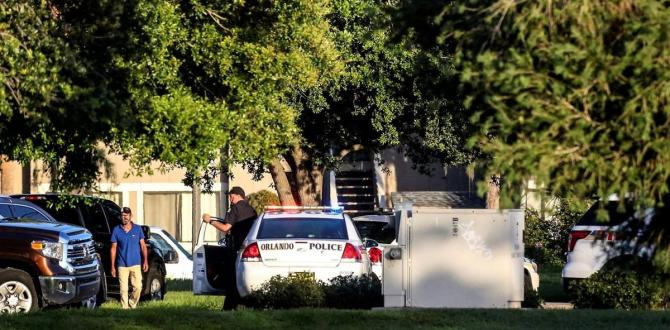 Florida man kills four youngsters, himself after hostage standoff – The Globe and Mail