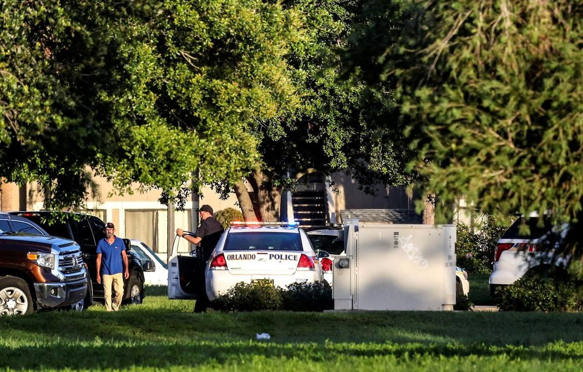 Florida man kills four youngsters, himself after hostage standoff - The Globe and Mail