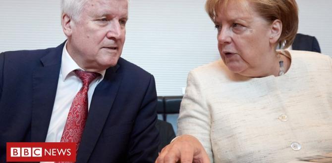 Germany migrant row threatens Merkel coalition