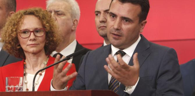 Greece-Macedonia name deal met with mixed response – The Globe and Mail