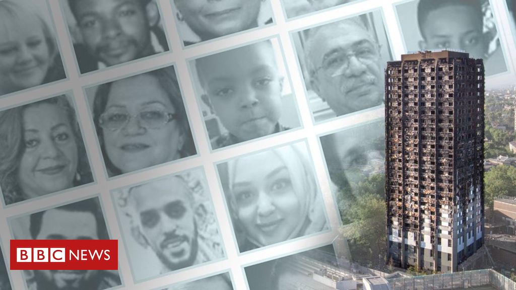 Grenfell Tower fire: Who have been the sufferers?