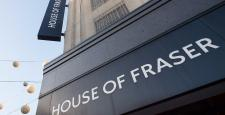House of Fraser to near 31 shops