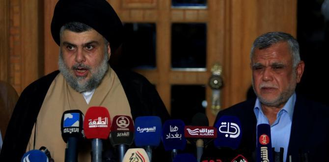 Iraq 's Sadr, Amiri announce alliance among political blocs – The Globe and Mail