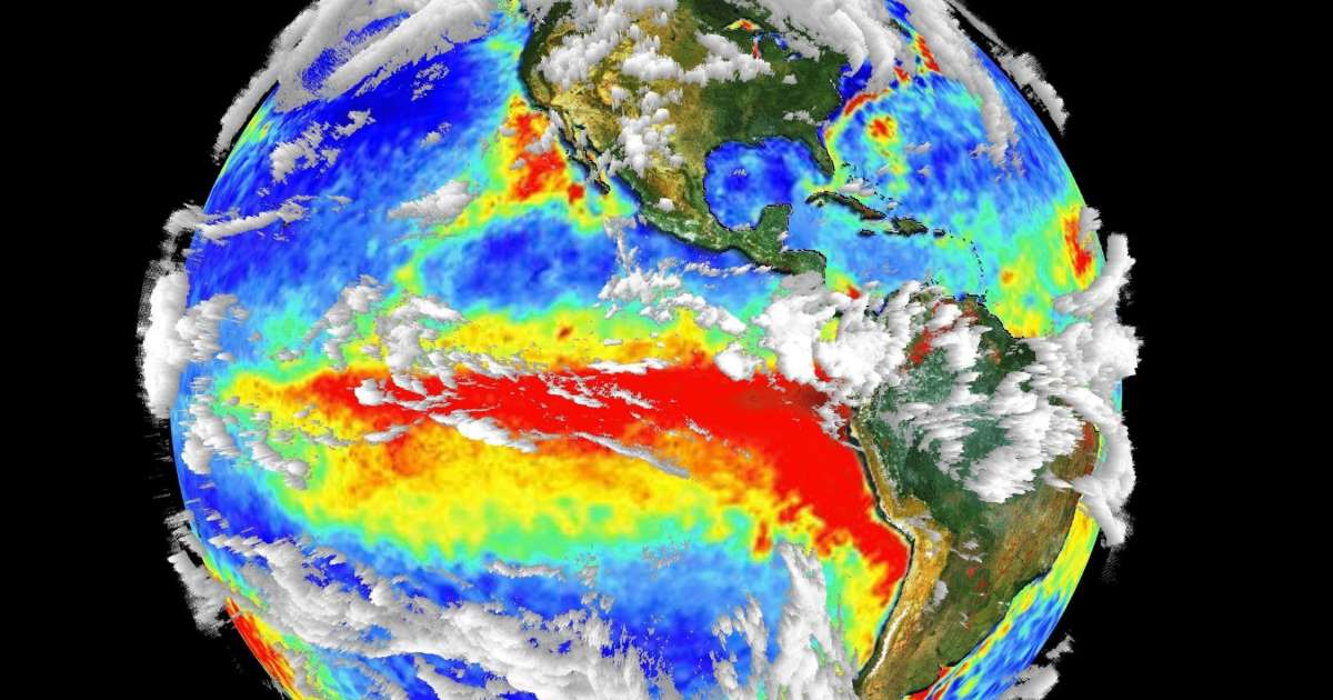 It's back: El Niño expected later this 12 months, forecasters say