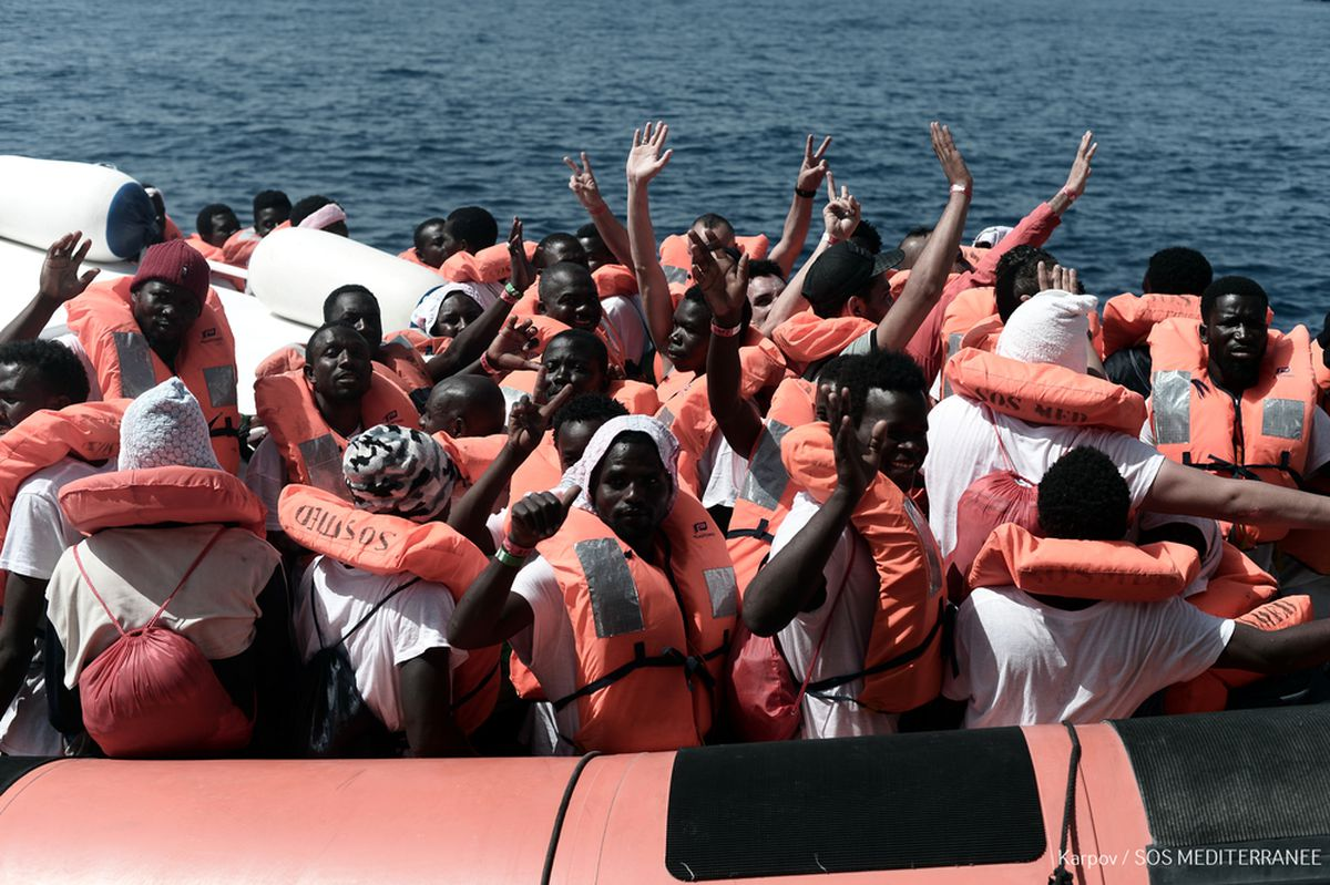 Italy, France attempt to patch up migrant row; draw papal rebuke - The Globe and Mail