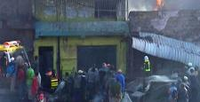 Kenya fire: A Few lifeless in Nairobi marketplace